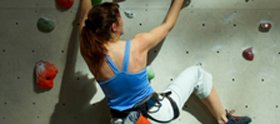 Learn to climb with the Intro to climbing course at Southampton Climbing Wall