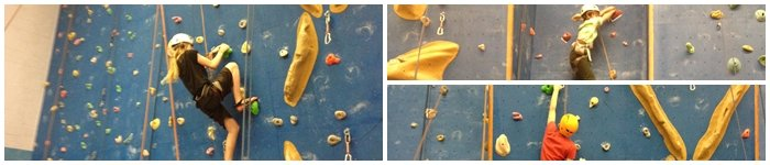 junior climbing competition in Hampshire and West Sussex