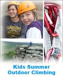 Summer climbing activities